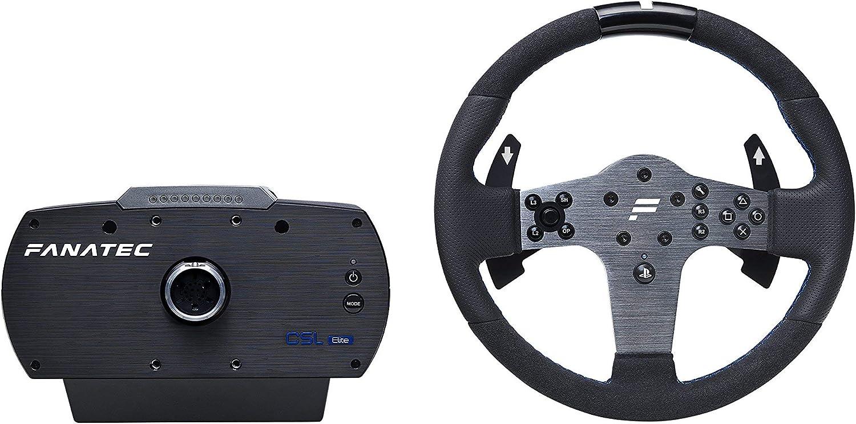 Amazon com: Fanatec CSL Elite Racing Wheel - officially licensed for