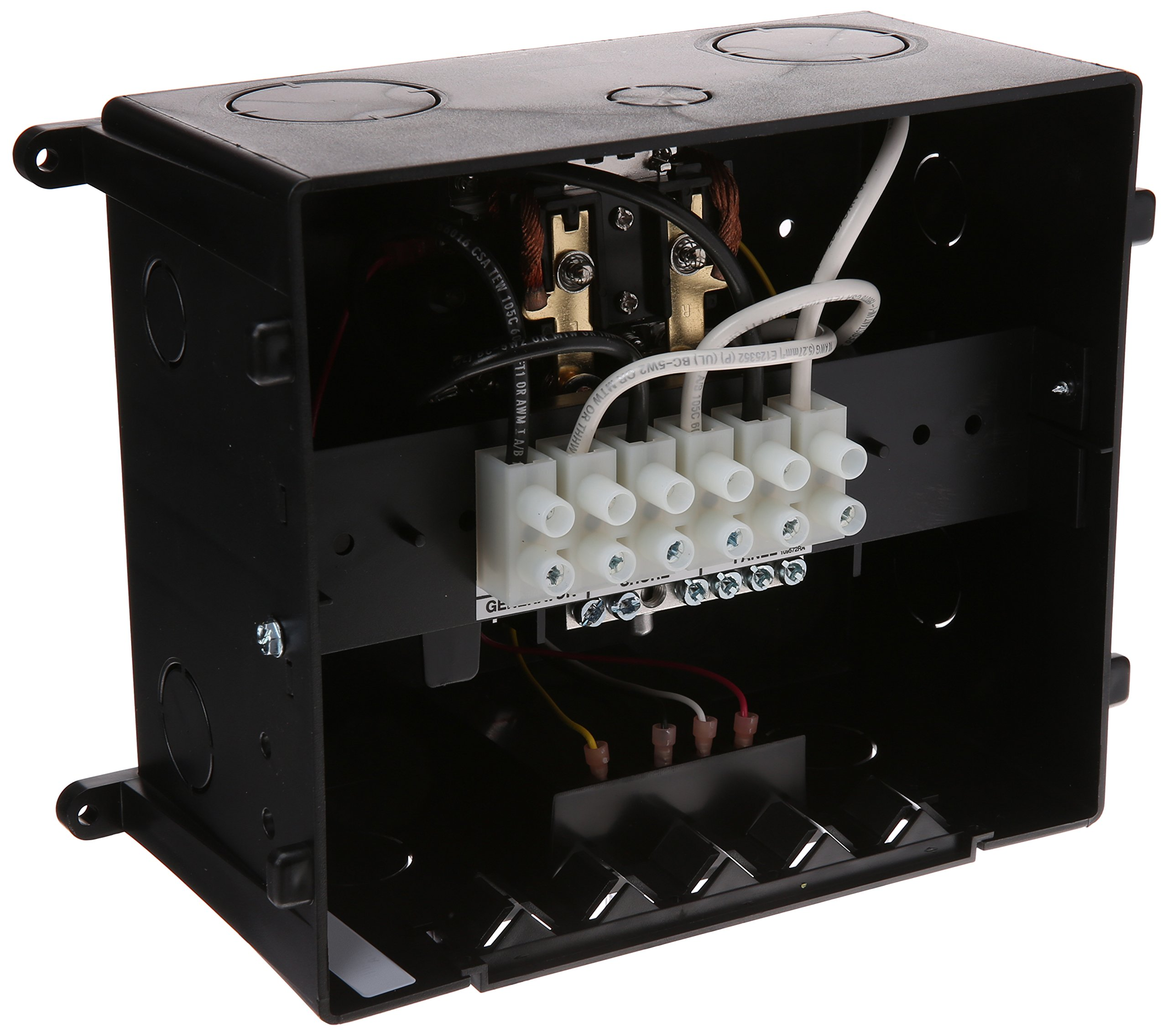 Progressive Dynamics PD5110610V 5100 Series Automatic Transfer Switch - 120 VAC, 30 Amp w/Screw Connection
