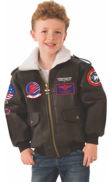 Amazon Com Leg Avenue Men S Top Gun Bomber Jacket Clothing
