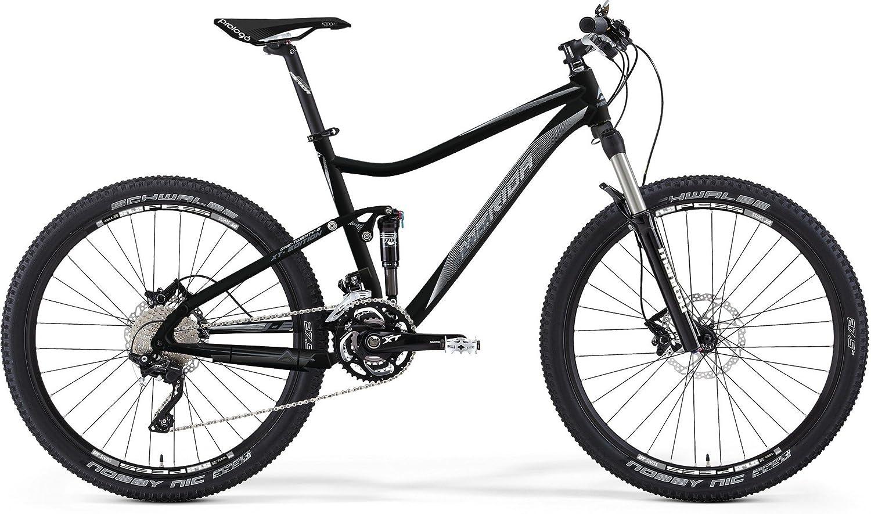 Merida: One de Twenty XT de de color negro mate/blanco/mate de gris montaña: Amazon.es: Deportes y aire libre