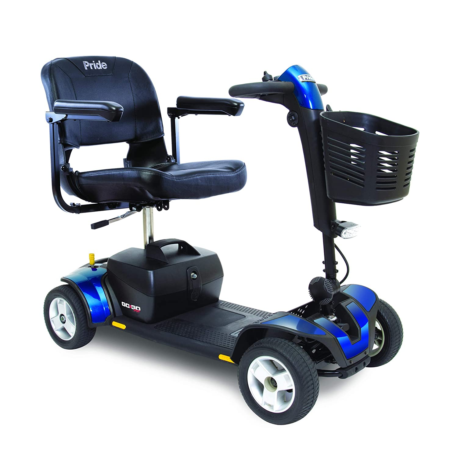 Pride Mobility Scooter >> Pride Mobility S74 Go Go Sport 4 Wheel Electric Mobility Scooter For Adults