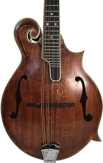 Feeling F90DF - Instrumento musical de octava (madera de arce ...