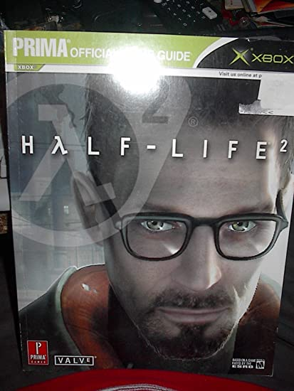 9780761551966: half-life 2 (xbox) (prima official game guide.