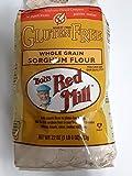 Bob's Red Mill Gluten Free Whole Grain Sorghum Flour, 22 Ounce