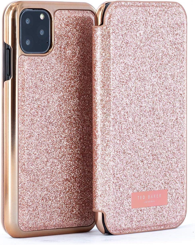 Ted Baker Glitsie - Carcasa con Espejo para iPhone 11 Pro: Amazon.es: Electrónica