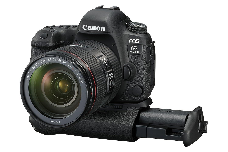 Canon BG-E21 - Empuñadura para Canon EOS 6D Mark II, Color Negro ...