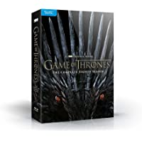 Game of Thrones: S8 (Bluray + Digital Copy) [Blu-ray]