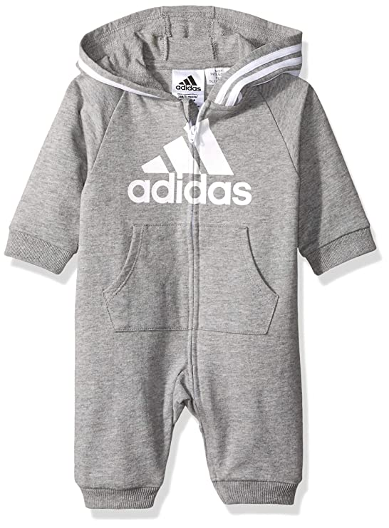 Adidas Girls and Baby Boys' Coverall