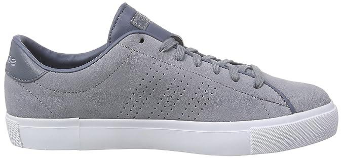 adidas Daily Line, Baskets pour Homme Gris Grau (Grey/White) 42 2/3
