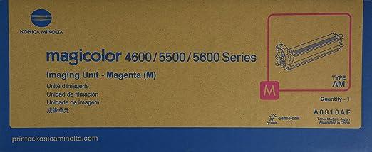4 Drum Chip For Konica Minolta MagiColor 4600 4650 4690 4695 5550 5570 5650 5670