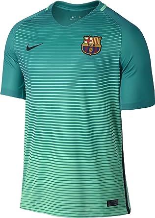d6bf97543 Nike FCB M Nk Dry Stad JSY SS 3r Camiseta Línea F.C. Barcelona, Hombre:  Amazon.es: Ropa y accesorios