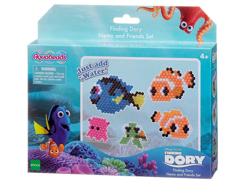 AQUA BEADS Aquabeads - Juego de Manualidades de Dory, Nemo y Sus Amigos Epoch AB30108