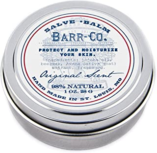 product image for Barr Co Hand Salve 1 Ounce Round Metal Tin, 2.5 Inches in Diameter By .875 Inches Tall.