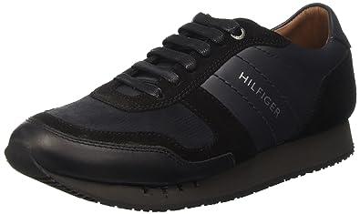 Tommy Hilfiger Herren Schuhe M2285ac 2 Niedrig Top  Amazon   Schuhe Herren & Handtaschen d1bcdc