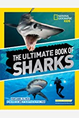 The Ultimate Book of Sharks (National Geographic Kids) Hardcover