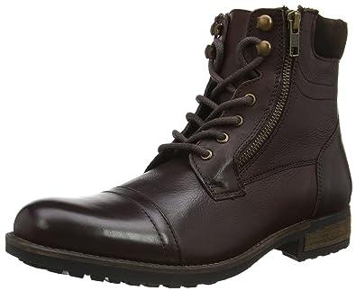 Joe Browns Men's Wear 'Em Combat Boots, Brown (a-Brown),
