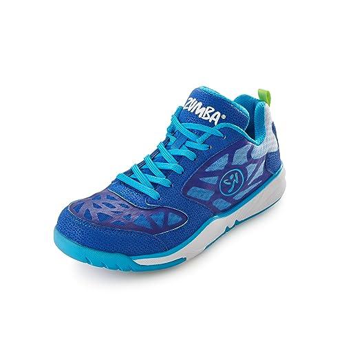 Zumba Footwear Zumba Energy Fuze - Zapatillas Deportivas de Material sintético Mujer, Color Azul, Talla 39: Amazon.es: Zapatos y complementos