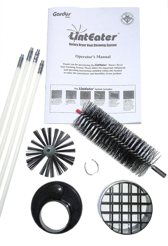 Vent System Amazoncom Gardus Rle202 Linteater 10 Piece Rotary Dryer Vent