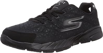Skechers GO Fit 2 Presto - Zapatillas de Running de Material sintético Mujer, Color Negro, Talla 39: Amazon.es: Zapatos y complementos