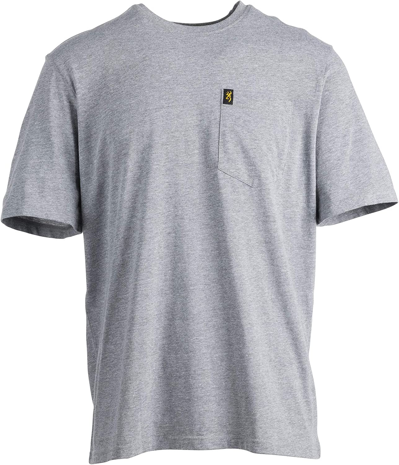 Browning Mens Pocket Tee: Clothing