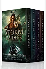 Storms Of Magic Boxed Set: (Storm Raiders, Storm Callers, Storm Breakers, Storm Warrior) Kindle Edition