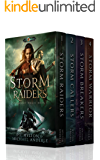 Storms Of Magic Boxed Set: (Storm Raiders, Storm Callers, Storm Breakers, Storm Warrior)