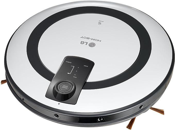 LG VR 5943L - Robot aspirador, color gris: Amazon.es: Hogar