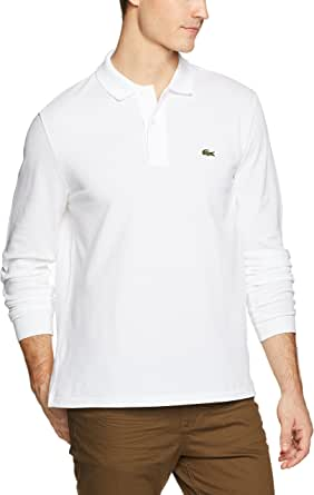 Lacoste Men's Long Sleeve Classic Fit Polo