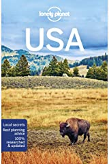 Lonely Planet USA (Travel Guide) Paperback