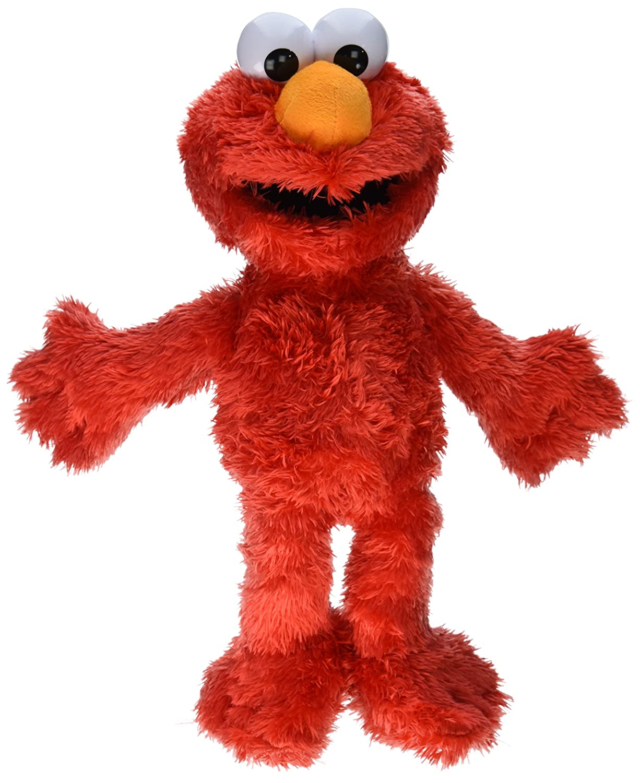 Playskool Friends Sesame Street Tickle Me Elmo Hasbro C0923F01
