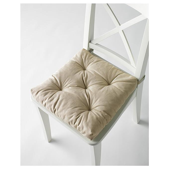 Amazon.com: IKEA MALINDA de la silla cojín: Home & Kitchen