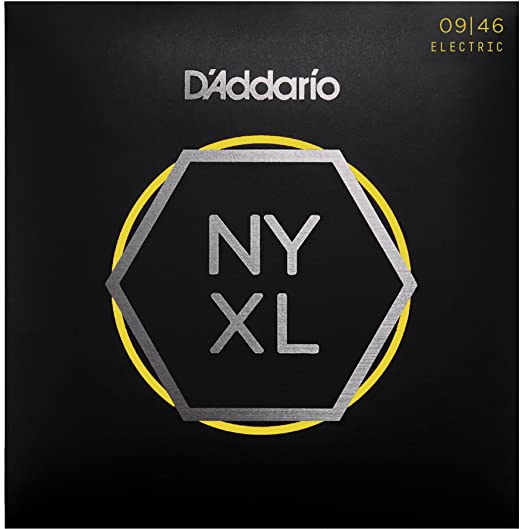 32 opinioni per D'Addario NYXL0946 Set Corde Elettrica EXL