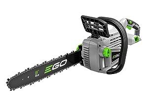 "EGO Power+ CS1600 56V Li-Ion Cordless 16"" Brushless Chain Saw Bare Tool"