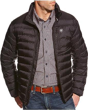 Ariat Mens Ideal Down Jacket II SML R Black