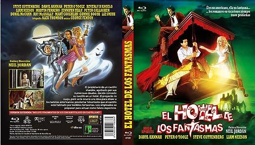 El Hotel de los Fantasmas BD 1988 High Spirits Blu-ray ...