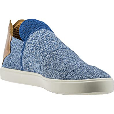 78f79aee5 adidas x Pharrell Williams Men Vulc Slip-On (Blue Clear Grey Chalk