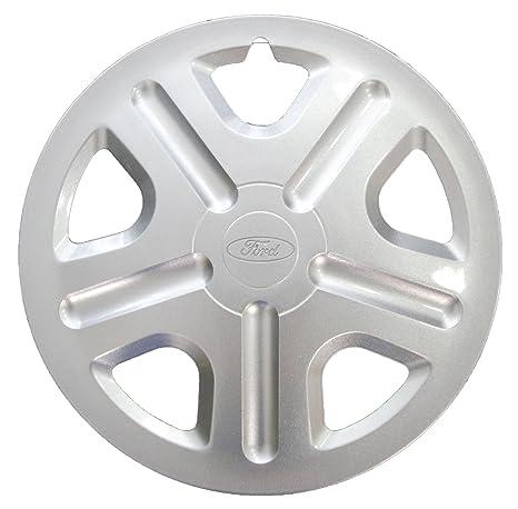 Genuine Ford Parts - Tapacubos para Ford Fiesta (modelos de 1995 a 2001, 13