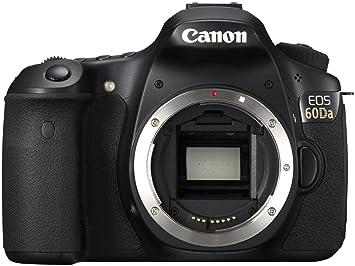 Canon EOS 60Da - Cámara réflex Digital de 18 MP (CMOS, 12x ...