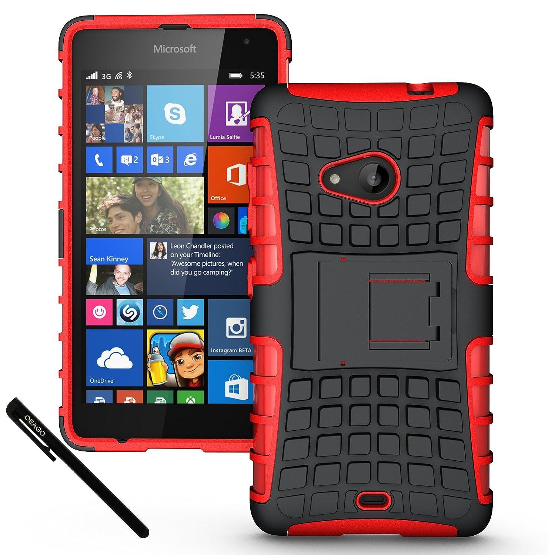 Amazon.com: Microsoft Lumia 535 Accessories for Microsoft Lumia 535 with 1 Stylus Pen (For Microsoft Lumia 535, Hot Red).: Cell Phones & Accessories