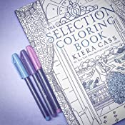 Buy The Selection Coloring Book Colouring Books Book Online At Low