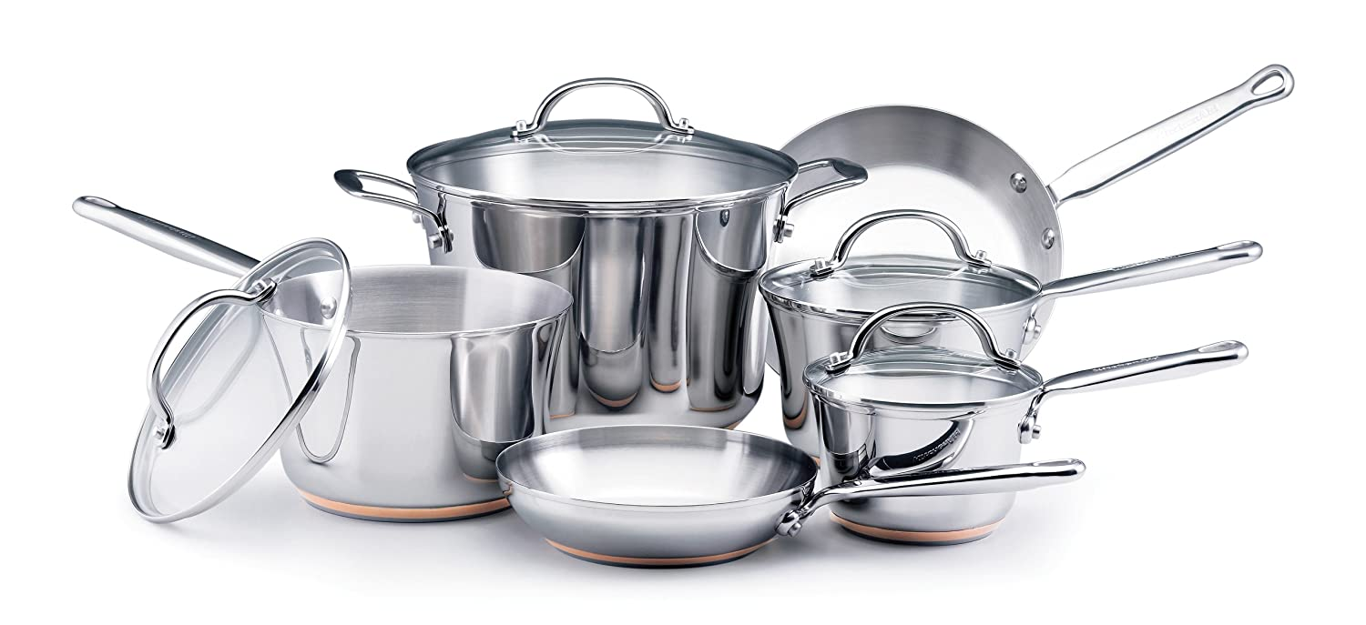 Amazon.com: KitchenAid Gourmet Distinctions Stainless Steel 10 ...
