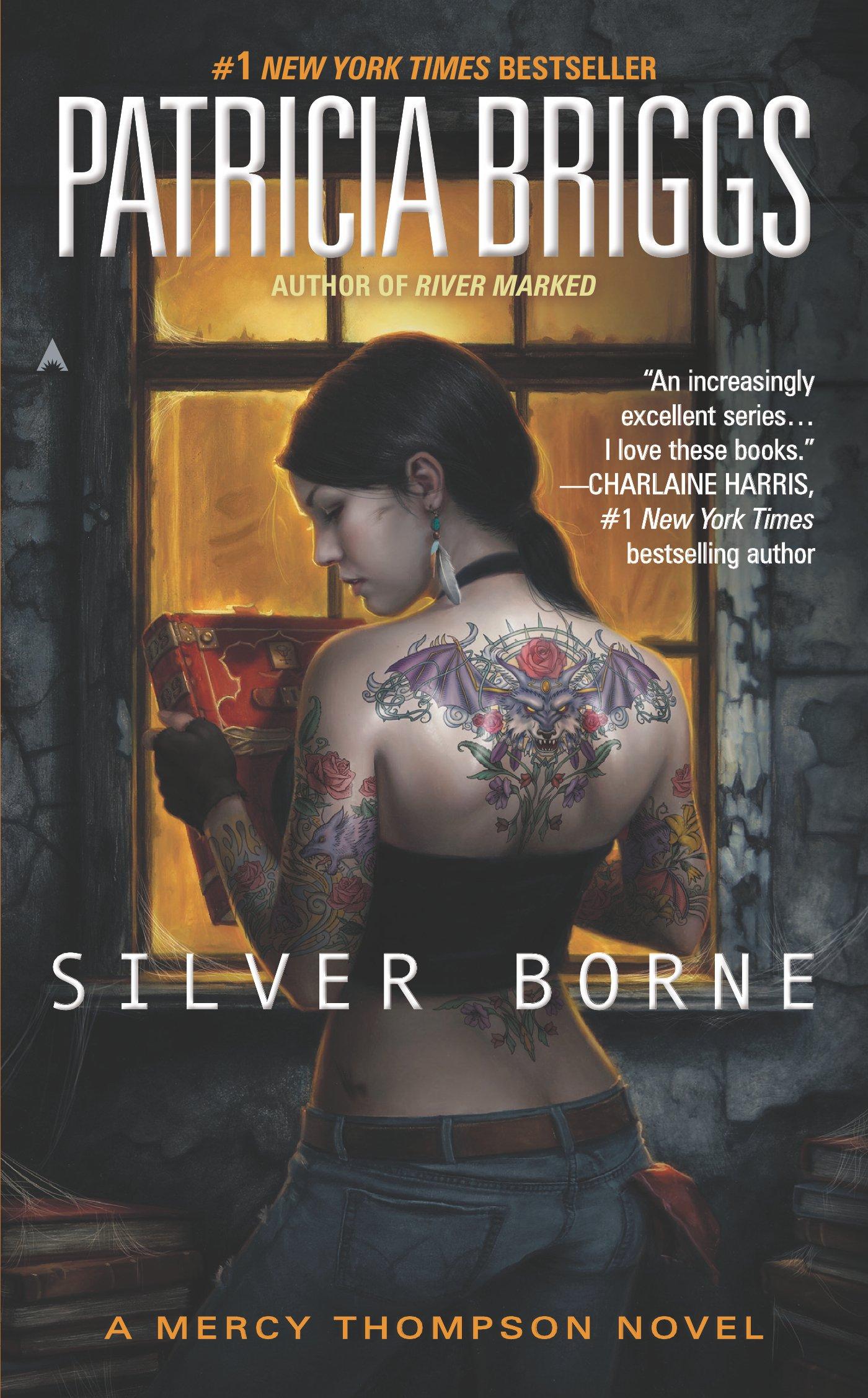 Amazon: Silver Borne (mercy Thompson, Book 5) (9780441019960): Patricia  Briggs: Books