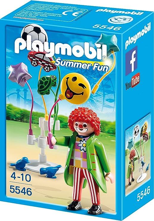 Playmobil 5546 - Ballonverkäufer