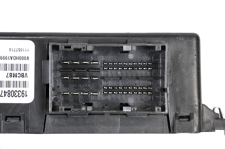 ACDelco 19330847 GM Original Equipment Body Control Module Refurbished