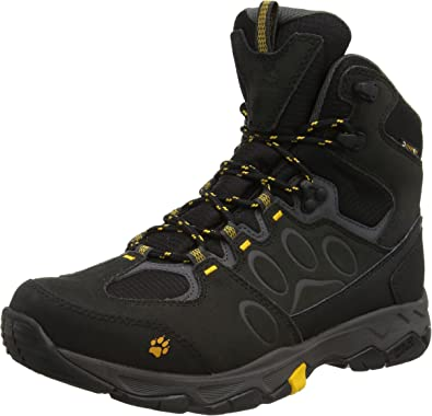 Jack Wolfskin Mtn Attack 2 Texapore Hiking Shoes Burly