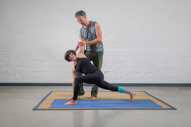 YOGABASICS Grundkurs: 10 Stunden Yoga für Anfänger 5 DVDs: Amazon.de ...
