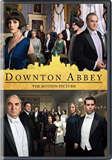 Book Cover: Downton Abbey Movie 2019