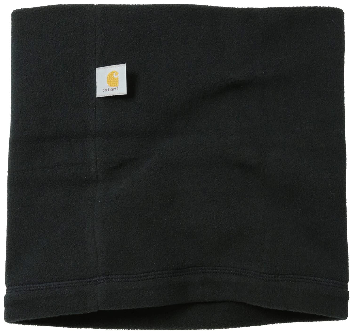 Carhartt Mens Fleece Neck Gaiter Black One Size Carhartt Sportswear - Mens A204-BLK