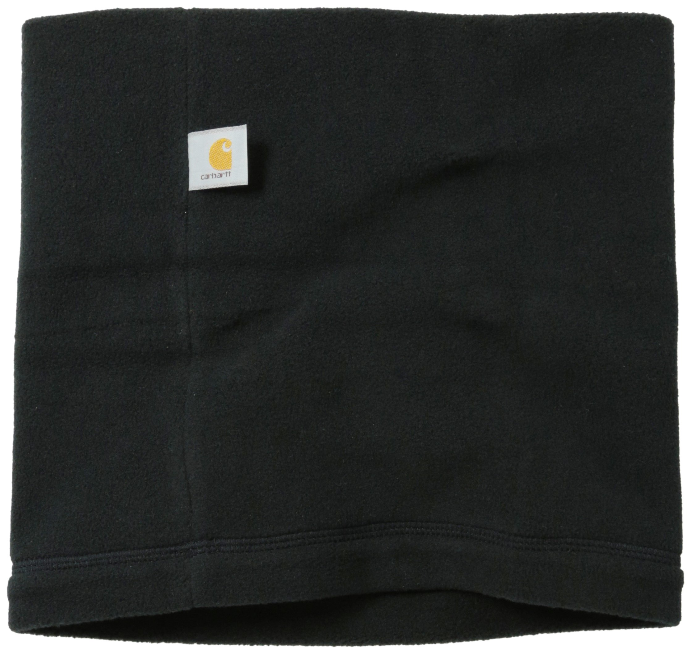 Carhartt Men's Fleece Neck Gaiter,Black,One Size