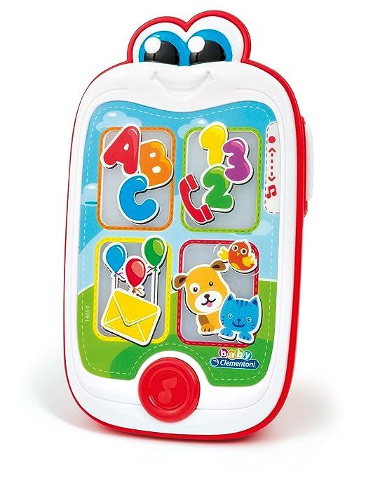 94 opinioni per Clementoni 14854- Baby Smartphone